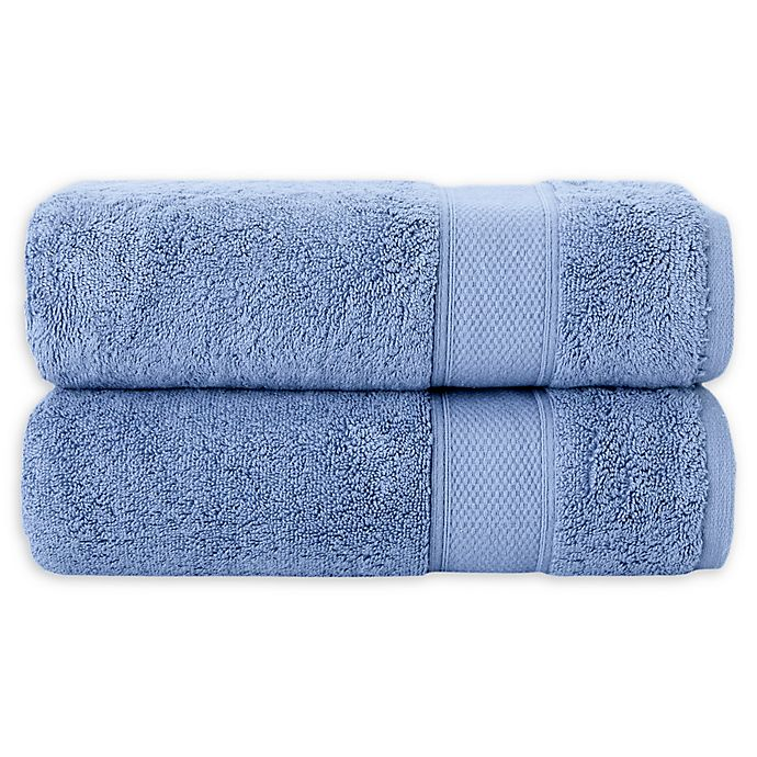 Alternate image 1 for Grund Pinehurst Turkish Organic Cotton Bath Sheet