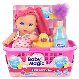 Baby Magic® Bath Caddy Baby Playset