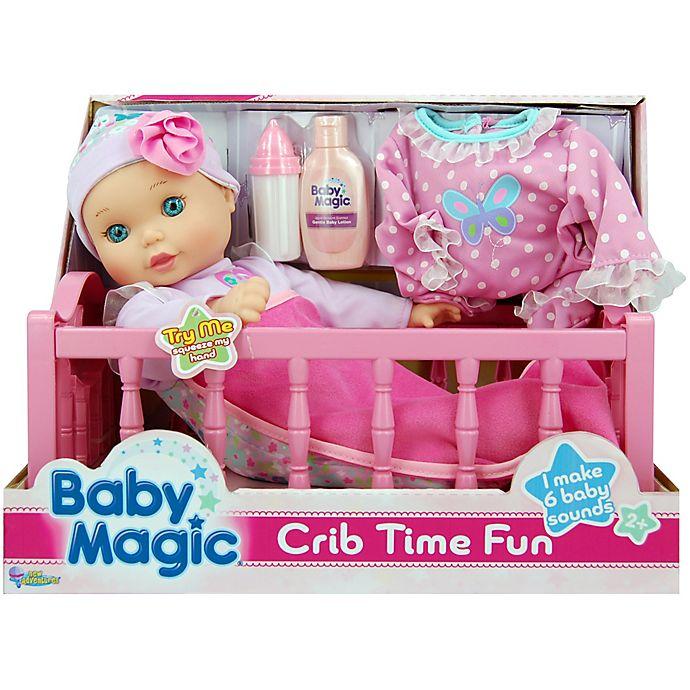 Alternate image 1 for Baby Magic Crib Time Fun Set