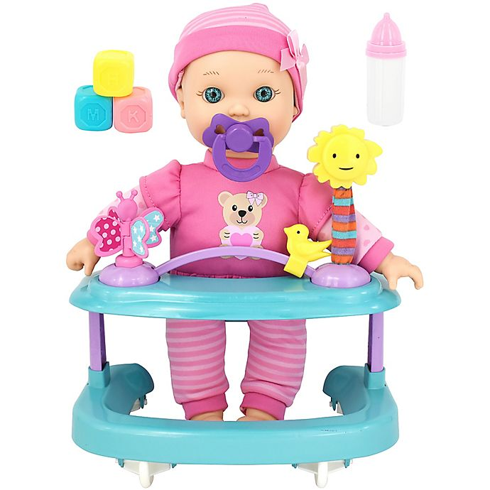Alternate image 1 for Baby Magic Doll Playcenter Set