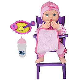 Baby Magic Feed & Play Baby Doll