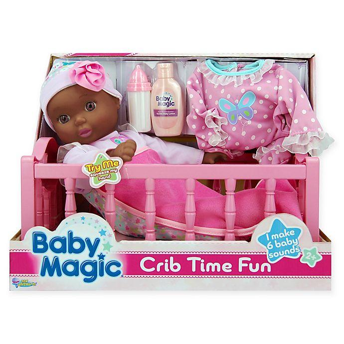 Alternate image 1 for Baby Magic® Crib Time Fun Doll