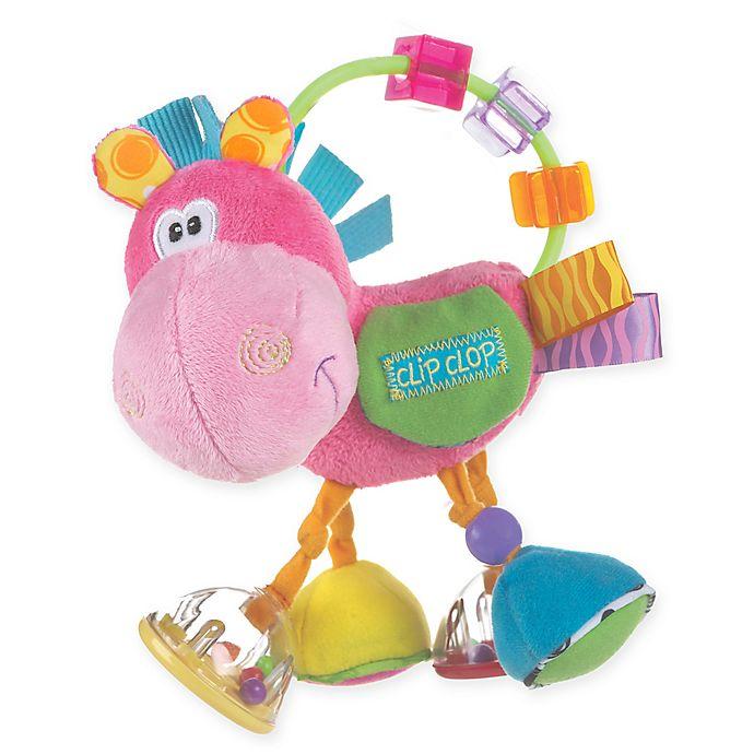 Alternate image 1 for Playgro Clopette Activity Rattle