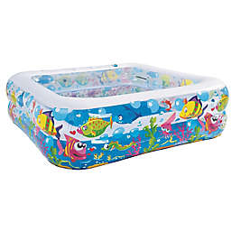 Pool Central™ Sea Life 57-Inch Inflatable Pool