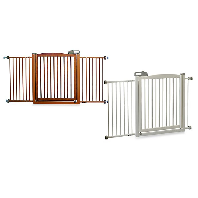 Buy Richell One Touch 150 Pet Gate From Bed Bath Amp Beyond