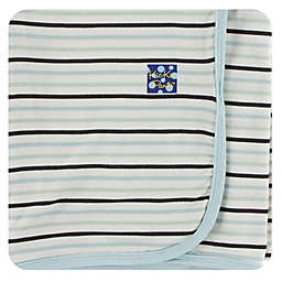 KicKee Pants® Tuscan Afternoon Striped Swaddling Blanket