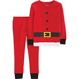 carter's® 2-Piece Baby Santa Claus Family Pajamas