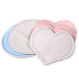 bamboobies® Multi-Pack Washable Nursing Pads in Light Pink & Light Blue