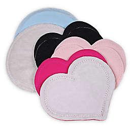 bamboobies® Multi-Pack Washable Nursing Pads in Mutli-Colored
