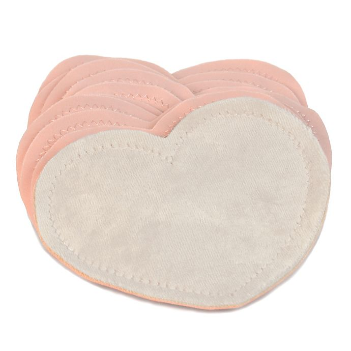Alternate image 1 for bamboobies® Value-Pack Washable Nursing Pads in Light Pink