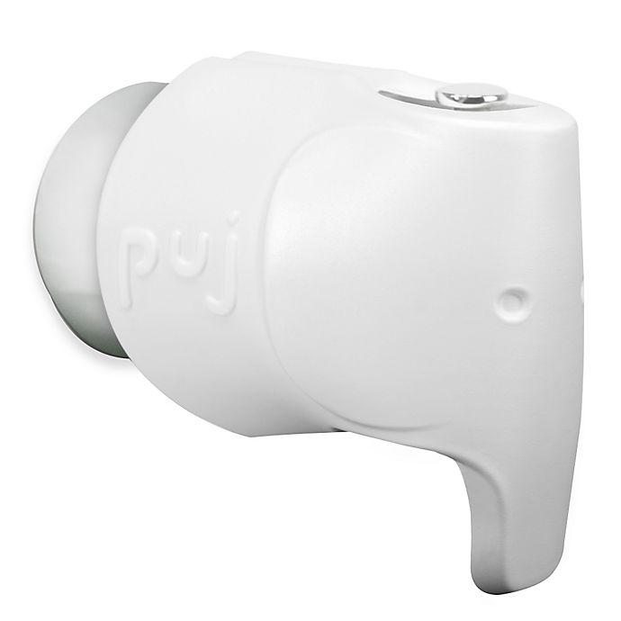 Alternate image 1 for Puj® Ultra Soft Spout Cover in White