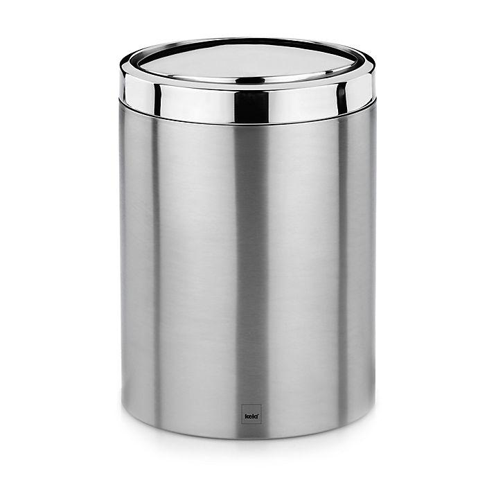 Kela Ari 7 Liter Stainless Steel Trash
