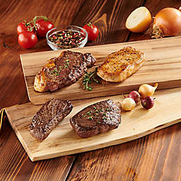 Hunter's Reserve 8-Pack Wild Game Steak Sampler