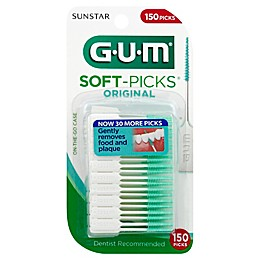 GUM® 150-Count Soft-Picks Oirginal On-The-Go Picks