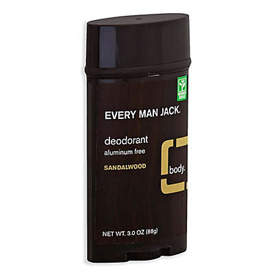 Every Man Jack® 3 oz. Deodorant in Sandalwood