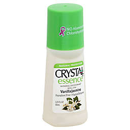 Crystal® Essence 2.25 fl.oz. Mineral Deodorant Roll-On in Vanilla Jasmine