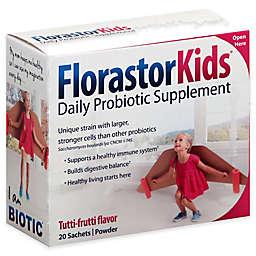 Florastor® 20-Count Kids Probiotic Sachets