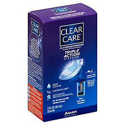 Clear Care® 3 oz. Disinfecting Triple Action Cleaning Solution