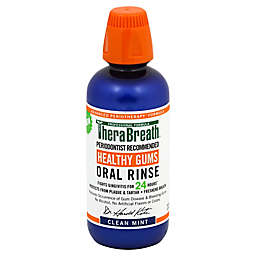 Dr Katz TheraBreath 16 fl. oz. Perio Therapy Healthy Gums Oral Rinse in Clean Mint