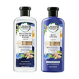 Herbal Essences Bio:Renew Refresh Blue Ginger Hair Care Collection