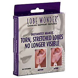 Lobe Wonder 60-Count Ear Lobe Support Patch