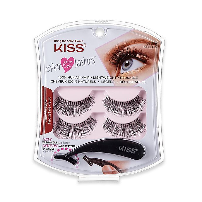 f958871a2b9 Kiss® Ever EZ Lashes Double Pack Lashes #11 | Bed Bath & Beyond