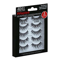 Ardell® 5-Count Multi-Pack Lash Wispies in Black
