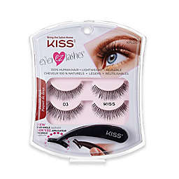 Kiss® Ever Ez Lashes™ Double Pack # 3