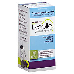 Lycelle® 3.38 fl. oz. Head Lice Removal Kit Pesticide-Free