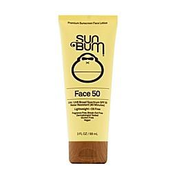 Sun Bum® 3 fl. oz. Face Lotion SPF 50 Sunscreen