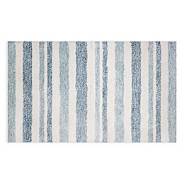 "Grayson Stripe 24"" x 40"" Bath Rug"