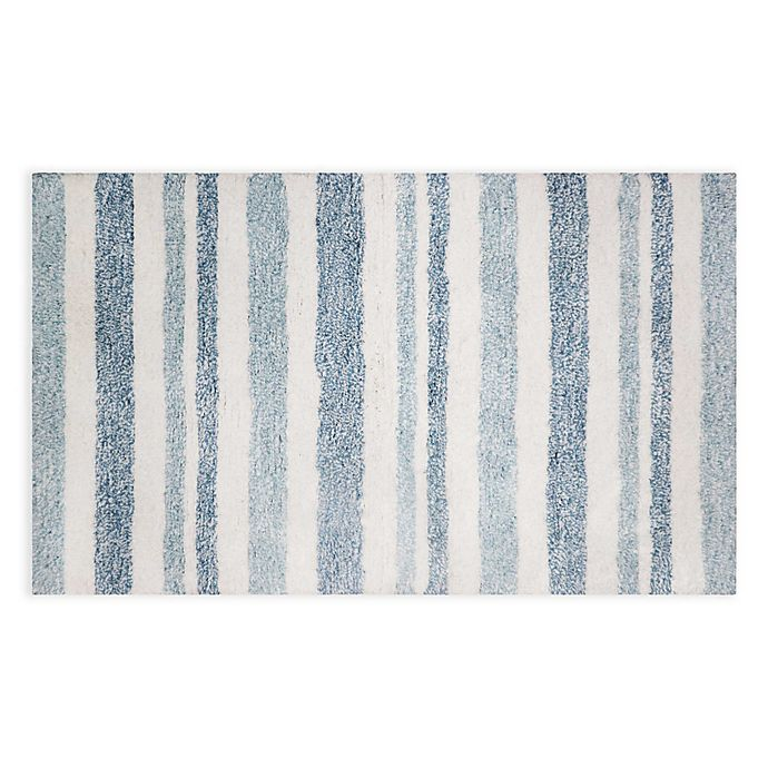 Grayson Stripe 24 X 40 Bath Rug Bed