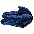 Gravity Weighted 15-lb. Blanket in Blue