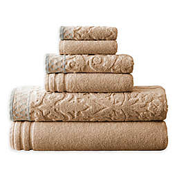 6-Piece Damask IV Towel Set