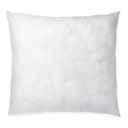 Millano Collection Square Pillow Insert in White