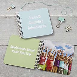Family Keepsake Soft Cover Mini Photo Book