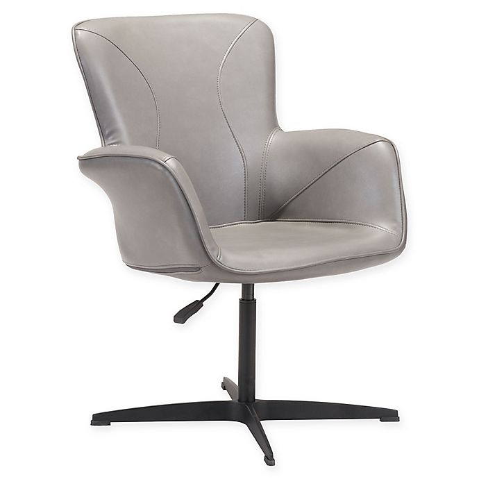 Alternate image 1 for Zuo® Alain Arm Chair in Grey