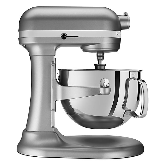 Alternate image 1 for KitchenAid® Professional 600™ Series 6-Quart Bowl Lift Stand Mixer in Contour Silver