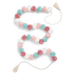 10-Foot Confetti Pom-Pom Garland