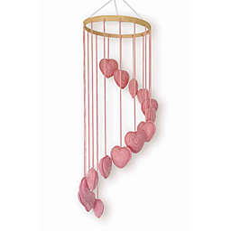 O.B. Designs Falling In Love Mobile in Blush