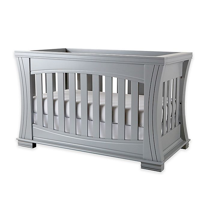 Alternate image 1 for Baby Appleseed Island 4-in-1 Convertible Crib