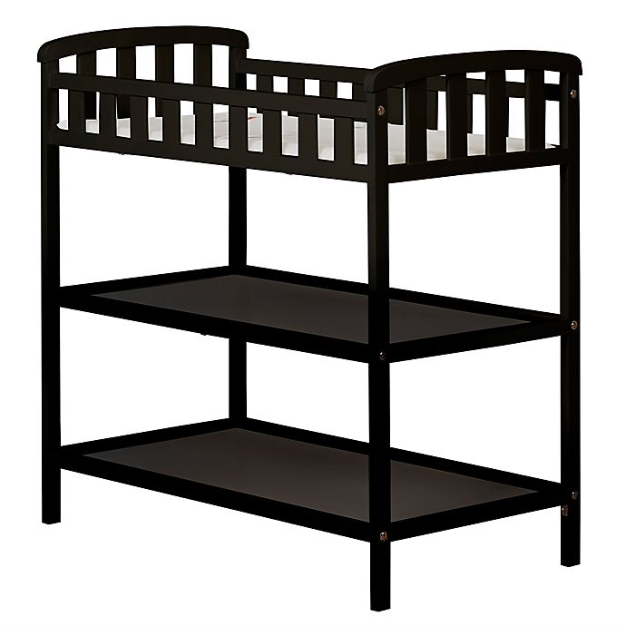 Alternate image 1 for Dream On Me Emily Changing Table in Black