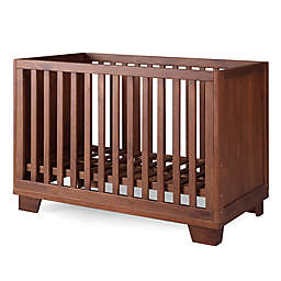 P'kolino® Nesto 2-in-1 Convertible Crib in Mahogany