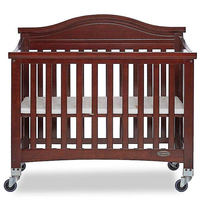 Alternate image 1 for Dream On Me Venice Folding Portable Crib