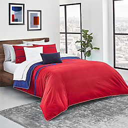 Lacoste Pasaka Reversible Duvet Cover Set