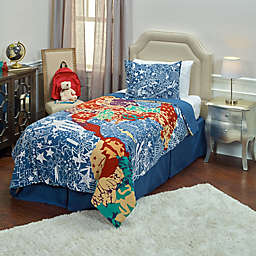 Rizzy home Travel and Explore Abstract Comforter Set