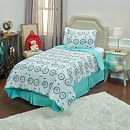 Rizzy Home Bicycle Comforter Set