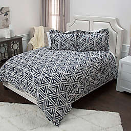 Donny Osmond Geometric Duvet Cover Set