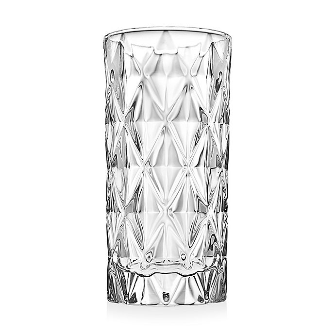Alternate image 1 for Triangle High Ball Glasses (Set of 6)