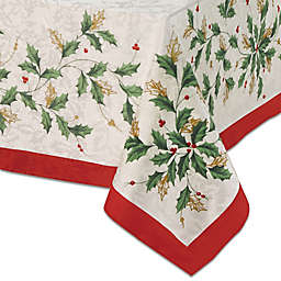 Lenox® Holiday Holly Table Linen Collection